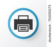 print icon symbol. premium...