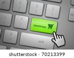 E Commerce Shopping Click. The...