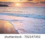 beautiful seascape. composition ...   Shutterstock . vector #702147352