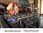 dj mixer   Shutterstock . vector #702192325