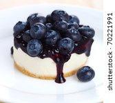 cheesecake with fresh...   Shutterstock . vector #70221991