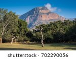 morning in blyde river canyon... | Shutterstock . vector #702290056