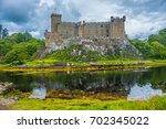 Dunvegan Castle On The Isle Of...