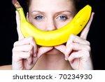banana | Shutterstock . vector #70234930