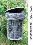trash can   Shutterstock . vector #70237621