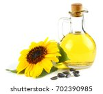 Sunflower Oil  Seeds And Flower ...