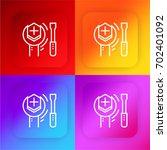 reparation four color gradient...