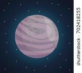 color space landscape... | Shutterstock .eps vector #702418255