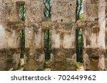 Ruins Of Monastery Katarinka I...