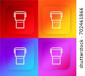 toilet paper four color...