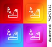 crane four color gradient app...