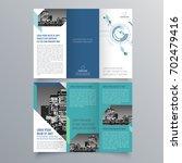 brochure design  brochure... | Shutterstock .eps vector #702479416