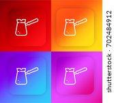 cezve four color gradient app...