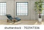 modern bright interiors. 3d...   Shutterstock . vector #702547336