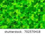 light green vector red banner...