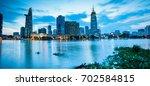 ho chi minh city  vietnam  ...   Shutterstock . vector #702584815