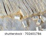 yeot  korean hard taffy    Shutterstock . vector #702601786