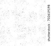 distressed overlay texture of... | Shutterstock .eps vector #702619198