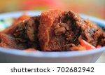 sambal goreng krechek.... | Shutterstock . vector #702682942