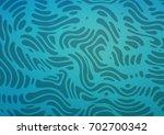 light blue vector abstract... | Shutterstock .eps vector #702700342