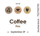 vector illustration for coffee... | Shutterstock .eps vector #702700795