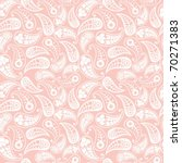 Paisley Seamless Background In...