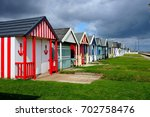 sutton on sea  lincolnshire  uk....