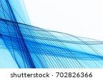 long exposure lights texture | Shutterstock . vector #702826366