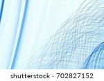 long exposure lights texture | Shutterstock . vector #702827152