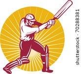 vector illustration of a... | Shutterstock .eps vector #70288381