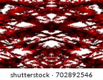 red black white aged grunge... | Shutterstock . vector #702892546