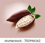 realistic illustration of fresh ... | Shutterstock .eps vector #702946162