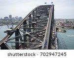 Sydney Harbour Bridge  Climbers ...