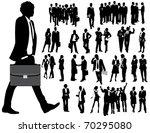business people | Shutterstock .eps vector #70295080
