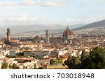 Panoramic View of Florence from the Piazzale Michelangelo