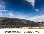 biogas in thailand | Shutterstock . vector #703090792