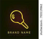 edema golden metallic logo