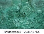 beautiful green marble luxury... | Shutterstock . vector #703143766