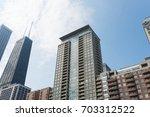 commercial housing for rent in... | Shutterstock . vector #703312522
