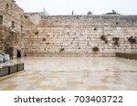 The Western Wall In Jerusalem ...