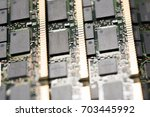 Small photo of Server Computer Memory