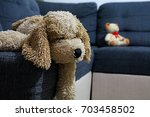 Small photo of toy dog