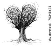 Tree Like Heart   Realistic...