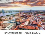 Panorama View From Riga...