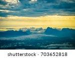 sunrise phat nook krugerrand | Shutterstock . vector #703652818