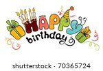 "funny characters ""birthdays"" 