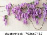 Beautiful Artificial Lilac...