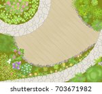 vector illustration.... | Shutterstock .eps vector #703671982
