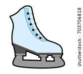sports equipment design   Shutterstock .eps vector #703706818