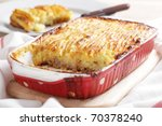 Cottage Pie In The Red...